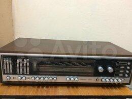 Радиоприемники - Радиола мелодия 101 стерео на запчасти.Доставка, 0