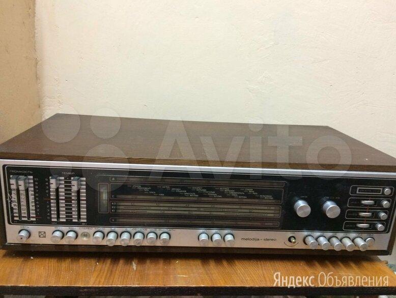 Радиола мелодия 101 стерео на запчасти.Доставка по цене 500₽ - Радиоприемники, фото 0