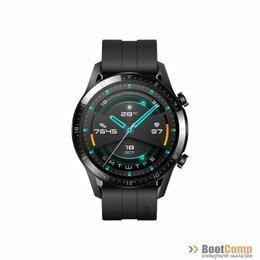 Умные часы и браслеты - Смарт часы HUAWEI WATCH GT 2 Latona-B19S, черный, 0