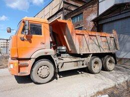 Спецтехника и навесное оборудование - Доставка сыпучих грузов, 0