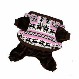 Одежда и обувь - комбинезон для собаки толстовка для собаки, 0