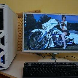 Настольные компьютеры - Офисный,Игровой компьютер i5 3450/RX550/8Gb/SSD, 0
