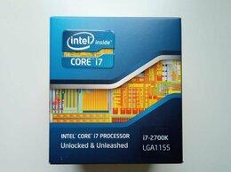 Процессоры (CPU) - Intel Core i7-2700K 3.5 ГГц 8 Мб LGA1155 BOX Новый, 0