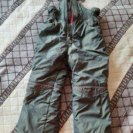Полукомбинезоны и брюки - Зимние штаны для девочки, 0