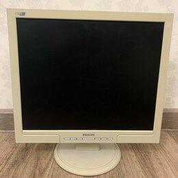 Мониторы - Монитор Philips 170S7, 0