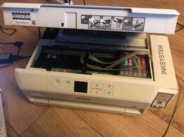 Принтеры и МФУ - Мфу Epson EP-706A с снпч цветной, 0