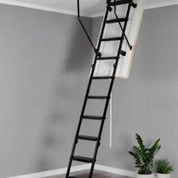 Лестницы и элементы лестниц - Лестница на чердак в ставрополе, 0