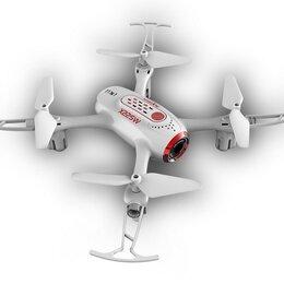 Квадрокоптеры - Р/У квадрокоптер Syma X22SW с FPV трансляцией Wi-Fi, 2.4G 6-AXIS  RTF, 0