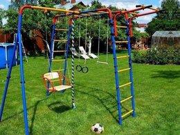 Игровые и спортивные комплексы и горки - Детский уличный спортивный комплекс для дачи , 0