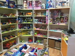Торговля - Магазин детских игрушек (Готовый бизнес), 0