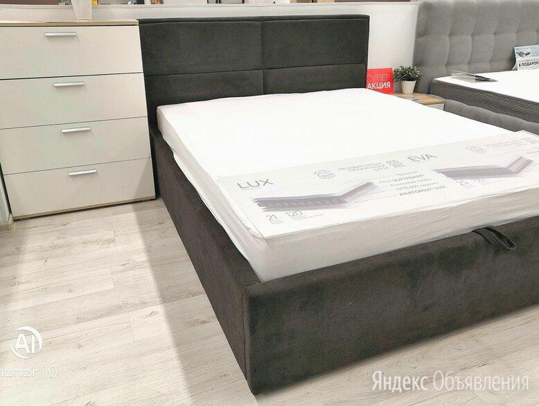 """Кровать """"Мила"""" 160 с подъёмным механизмом  по цене 19999₽ - Кровати, фото 0"""