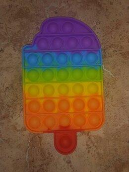 Игрушки-антистресс - Pop It  в стиле мороженого, 0