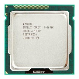 Процессоры (CPU) - Процессор Intel i7 2600k, 0