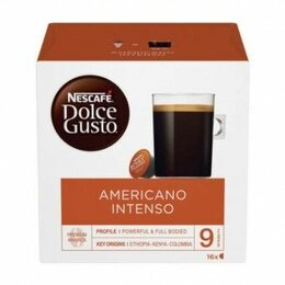 Продукты - Кофе в капсулах Nescafe Dolce Gusto Americano Intenso, 0
