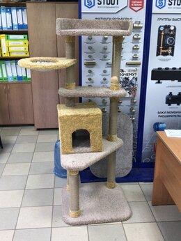 Когтеточки и комплексы  - Комплекс для кошек Башня развлечений, 0