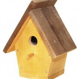 Клетки и домики - Скворечник Домик для птиц №2, 0