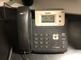 VoIP-оборудование - IP Телефон Yealink T21 E2, 0