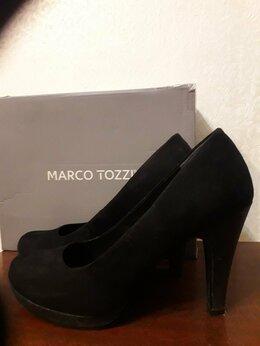 Туфли - Туфли чёрные с блёстками , 0