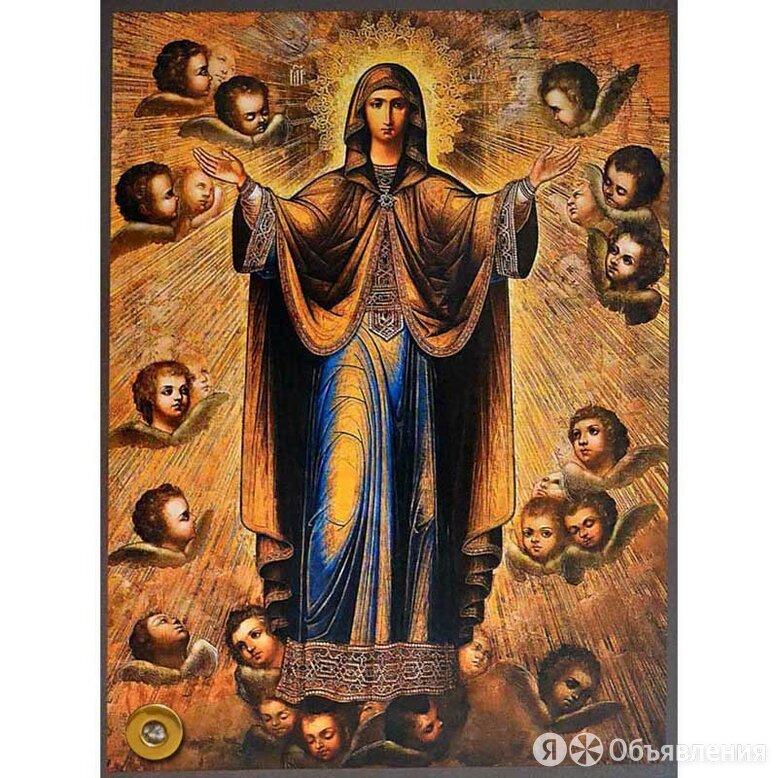 Нерушимая стена. Копия иконы Божией Матери из Черниговского Гефсиманского ски... по цене 2190₽ - Иконы, фото 0
