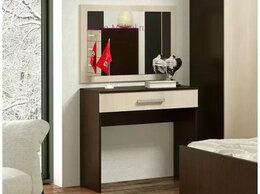 Столы и столики - Стол косметический Фиеста с зеркалом, 0