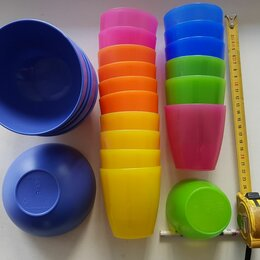 Наборы для пикника - Пластиковая посуда для пикника, 0