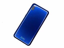 Корпусные детали - Задняя крышка SAMSUNG Galaxy A10 (A105F) Blue, 0