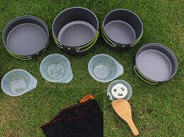 Туристическая посуда - Набор для пикника Походная посуда, 0