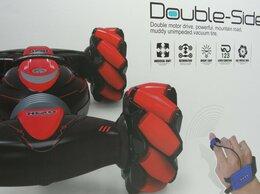 Радиоуправляемые игрушки - Машинка перевёртыш Double Sided Original новая, 0