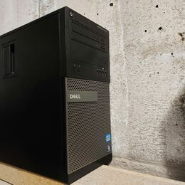 Настольные компьютеры - Системный блок dell optiplex 7010, 0