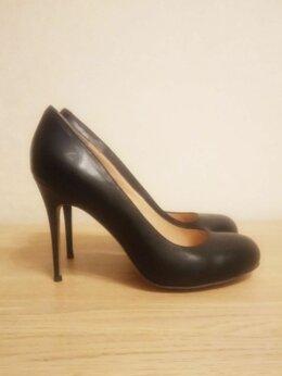 Туфли - Кожаные туфли , 0