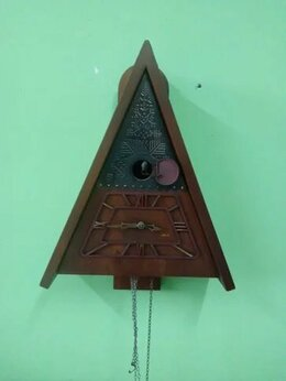Часы настенные - Часы с кукушкой Маяк СССР.Доставка, 0