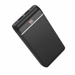 Универсальные внешние аккумуляторы - Внешний аккумулятор Hoco J59A 20000mAh, 0