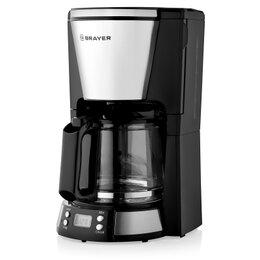 Кофеварки и кофемашины - Кофеварка BRAYER BR1121, 0