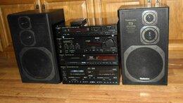 Музыкальные центры,  магнитофоны, магнитолы - Стереосистема Technics SС-CD650 (X845) - made in…, 0