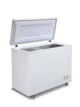 Морозильники - Морозильный ларь Бирюса 285 KX, 0