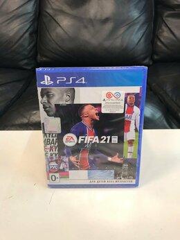 Игры для приставок и ПК - Fifa 21 PS4, 0