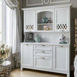 Мебель для кухни - Буфет «Милано» белый, 0