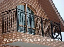 Лестницы и элементы лестниц - Металлические балконы, лоджии, веранды -…, 0