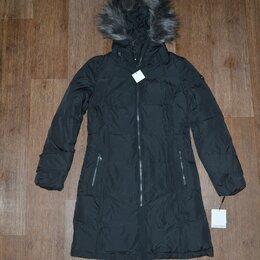 Пуховики - Куртка пуховая Calvin Klein,длинная оригинал, США, 0