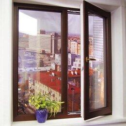 Готовые конструкции - Ламинированные  декоративные окна , 0