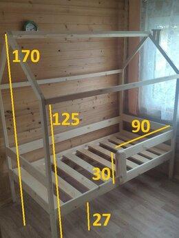 Кроватки - Детская кровать Домик новый, 0