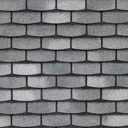 Фасадные панели - Фасадная плитка под Камень ТЕХНОНИКОЛЬ Hauberk битумная Сланец ТЕХНОНИКОЛЬ Фа..., 0