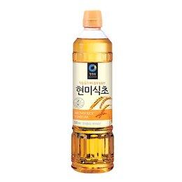 Продукты - Уксус из коричневого риса Daesang, 500 мл, 0