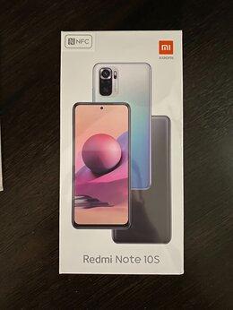 Мобильные телефоны - Xiaomi Redmi Note 10s 6/128 NFC Globa Version…, 0
