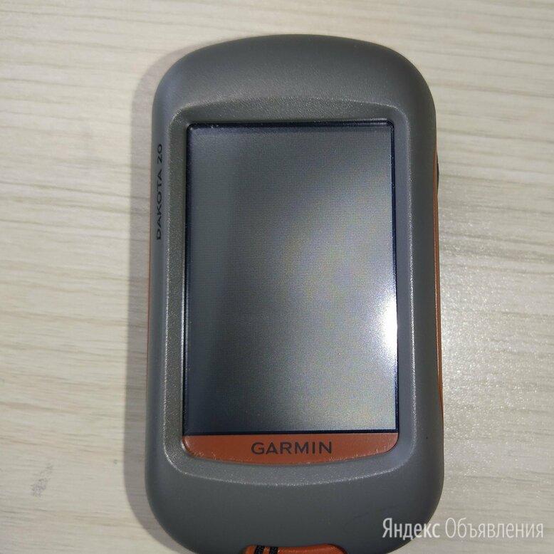 GPS навигатор Garmin Dakota 20 по цене 9000₽ - GPS-навигаторы, фото 0