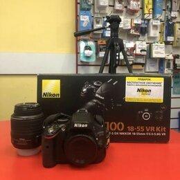 Фотоаппараты - Фотоаппарат Nikon d5100 18-55 VR Kit, 0