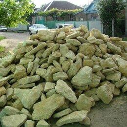 Строительные смеси и сыпучие материалы - Бутовый камень (разных размеров) - доставка, 0