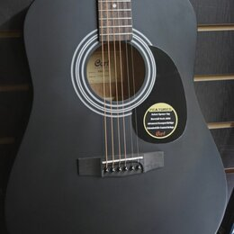 Акустические и классические гитары - Cort AD810-BKS акустическая гитара, корпус  дредноут, верх ель, корпус махогани,, 0