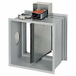 Вентиляция - Клапан огнезадерживающий козп-1- (60) 600х350мм, 0