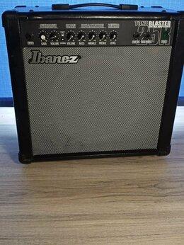 Гитарное усиление - В резерве - Гитарный Комби Ibanez TB25R Tone…, 0